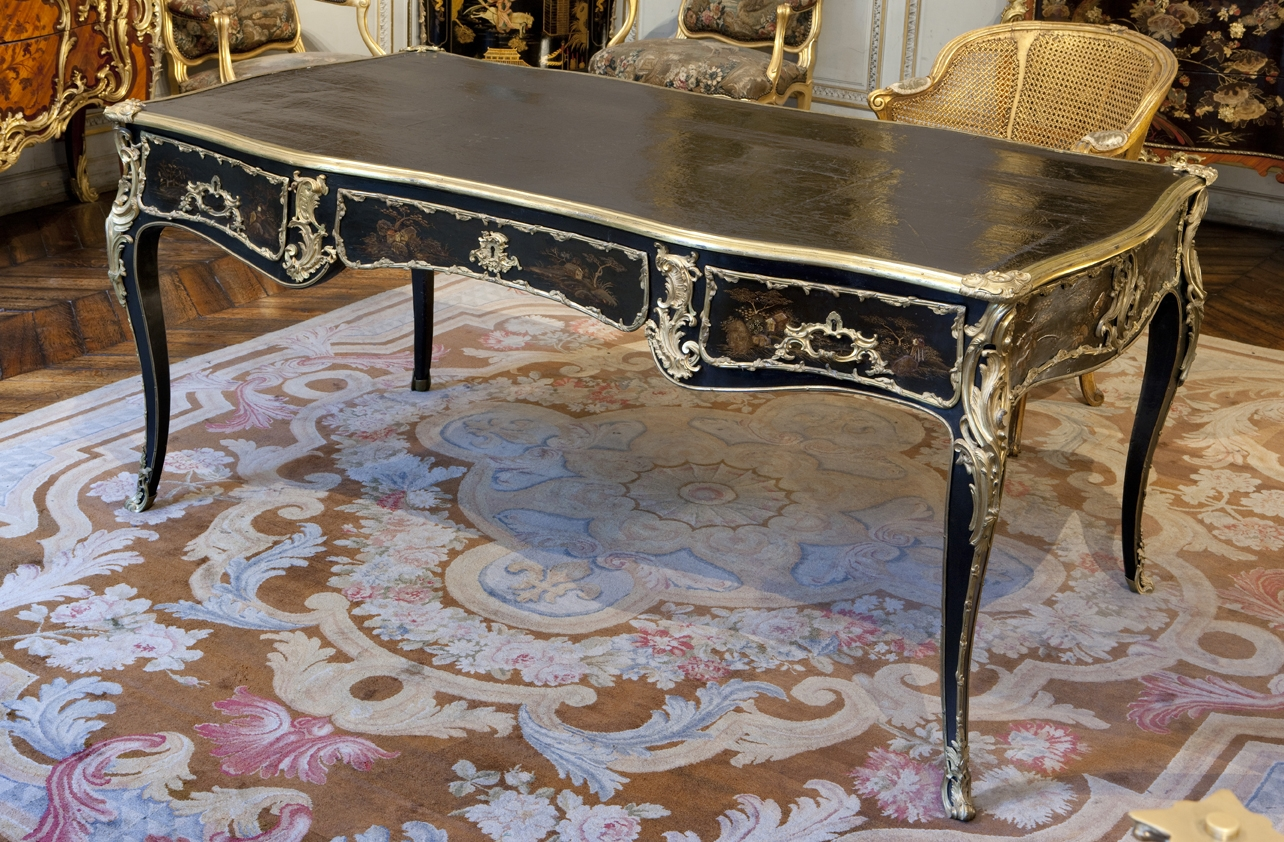 Louis xv desk musée jacquemart andré : une collection unique à