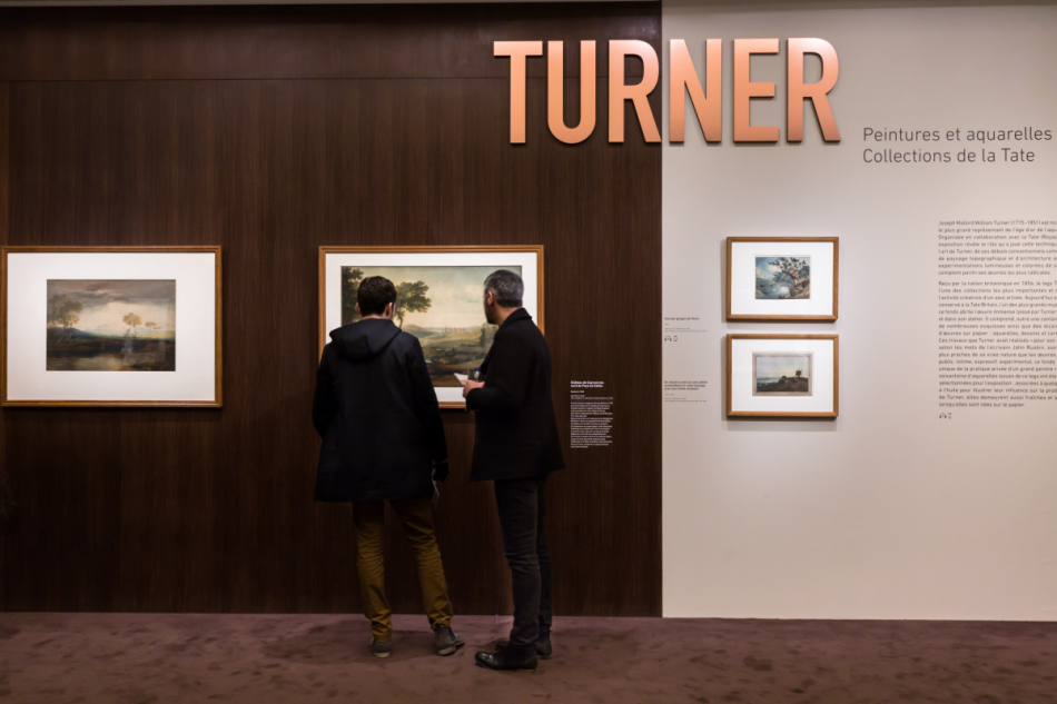 Exposition TURNER
